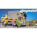 Playmobil Victorian Doll House Series - Garbage Truck (3780)