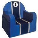 Pkolino New Little Reader Chair - Race Car  Pkolino New Little Reader Chair