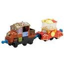 Chuggington Die-Cast Popcorn Hodge With Popper Car