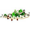 PlanToys Road & Rail Adventure Play Set