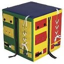 ECR4Kids Softzone Dress Me Up and Learn Cube