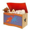 Room Magic Toy Box, Star Rocket  Room Magic Toy Box