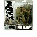 McFarlanes Military Series 4 > Navy Seal Sniper (Caucasian) Action Figure