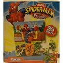 Marvel Spider-man & Friends 25 Piece Puzzle - Go Heroes!