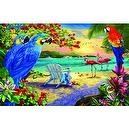 Secluded Beach 1000pc Jigsaw Puzzle by Mary Thompson