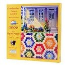 Grandmothers Flower Garden 1000pc Jigsaw Puzzle by Rebecca Barker