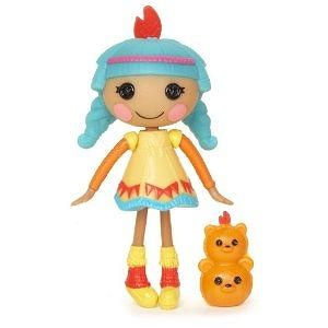Mini Lalaloopsy Doll - Feather Tell-a-Tale