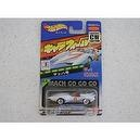 Hotwheels Speed Racer Mach 5 CW Two Tone White & Blue COLLECTORS EDITION Chara Wheels Die Cast Metal Car - Japan Import - Chara