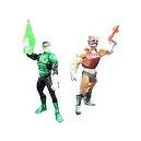 DC Universe Masters of the Universe Classics Action Figure 2Pack Cosmic Crusader Green Lantern Vs. Cosmic Enforcer Zodac