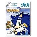 LeapFrog Didj Custom Learning Game Sonic the Hedgehog