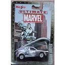 Silver Surfer Chrysler Panel Cruiser from Marvel - Die-Cast Collection