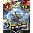 Marvel Super Hero Squad Silver Surfer Sky Squadies Die-Cast Airplane