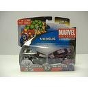 Marvel Universe Silver Surfer Vs Galactus Die Cast Collection Cars