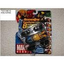 Marvel Heroes Regener8as Transforms Into 8 Different Trucks