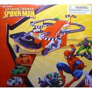 Spider Sense Man Mini Race Track