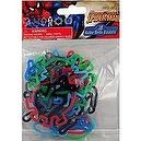 Marvel Spider Man Rubber Bandz Bracelets Pack of 18 Band