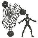 Spiderman Animated Action Figure Black-Suited Spiderman