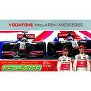 Vodafone McLaren Mercedes Race Set