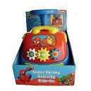 Spiderman Super Spidey Activity Ride-ON with Sound and Music!! (Cute nice product for kids 12-36M)