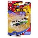 Lizard Slayer Spider Sense Spider-man Die-cast Car.