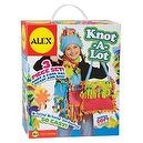 Alex Toys Knot a Lot 3 Piece Fleece Craft Kit