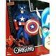 Spider-Man Origins: Marvel Signature Series > Captain America Large Doll