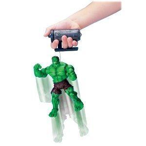 "Hulk: Super-Poseable Leaping Hulk 6.5"" Action Figure"
