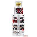 Marvel SpiderMan Mini Muggs New York Comic Con 2011 Exclusive 5Pack Set Maximum Carnage