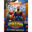 Spiderman & Friends - Spiderman Crime Fighter Action Hero