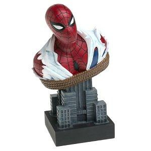 "Spider-Man Captured 8"" Bust"