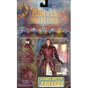 Marvel Hall of Fame - Unmasked Carnage Action Figure