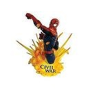 Marvel Universe: Civil War Spider-Man Bust