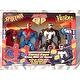 Bigtime Action Hero Spider Man & Venom Battle Pack