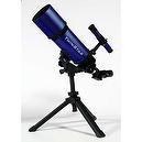 Blue TwinStar AstroMark 80mm 16-40x Power Portable Refractor Telescope