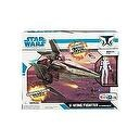 Star Wars The Clone Wars V-Wing Fighter Plane with Action Figure