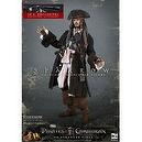 Captain Jack Sparrow with Telescope DX Series Exclusive Hot Toys Figure