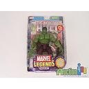 Marvel Legends Series 1 The Incredible Hulk with poseable fingers and display base