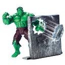 "Punching Hulk with Wall Punching Action 6.5"" Figure"