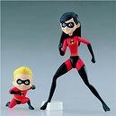 Disney Pixar Magical Collection 119 Violet and Dash Incredibles