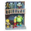 The Simpsons Toys R Us Exclusive Playset Treehouse of Horror 4 Collectors Lair