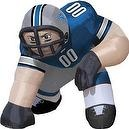 Detroit Lions Bubba Inflatable Lawn Decoration