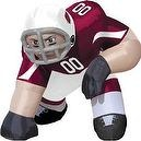 Arizona Cardinals Bubba Inflatable Lawn Decoration