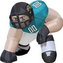Jacksonville Jaguars Bubba Inflatable Lawn Decoration