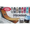 Exclusive Tech Deck Megaramp with 8 Finger Boards