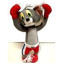 Tom and Jerry Cartoon, Tom in Boxing Plush Doll 7 inches - Cute plush doll,
