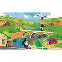 RoomMates YH1415M Thomas the Train Prepasted Mural, 9 by 15-Foot