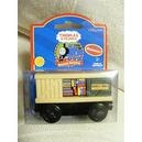 Thomas the Train Wooden Barnes & Noble Box Car Exclusive