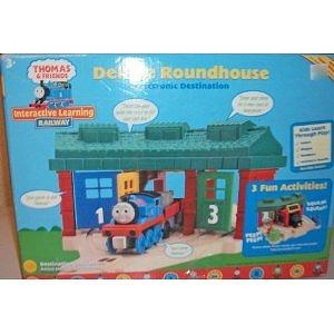 Thomas & Friends Deluxe Roundhouse Electronic Destination