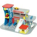 Bigjigs Heritage Playset City Auto Garage