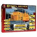 Life-Like Trains  HO Scale Diesel Driver Electric Train Set